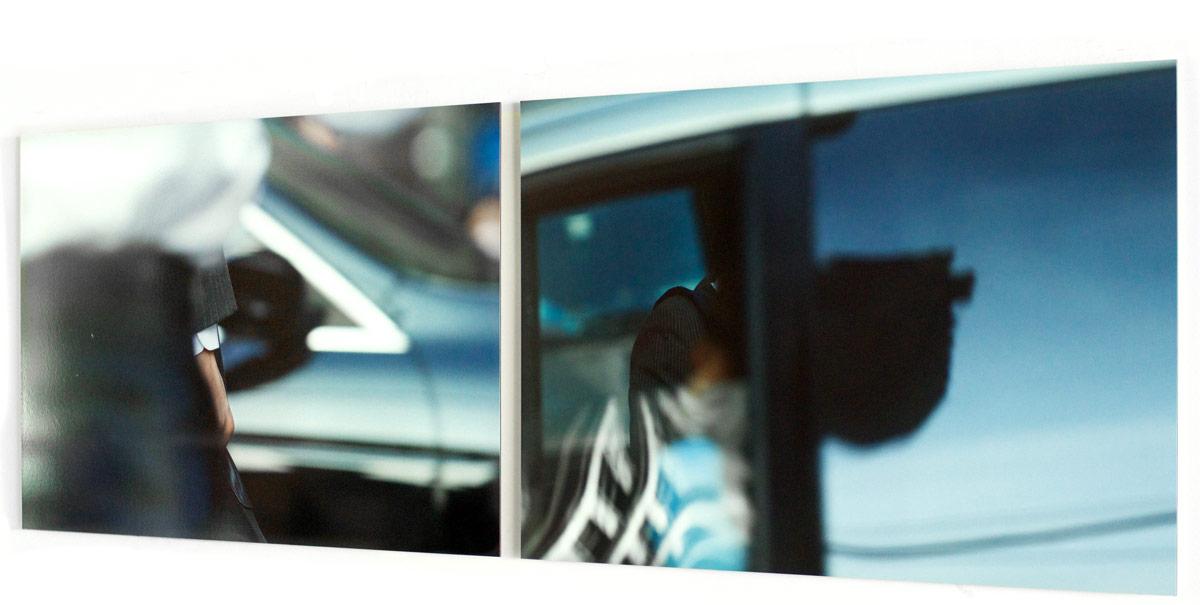 PLAYERS SERIES #1 - Ultrachrome high glossy prints 120x80cm Laminated on Alu-Dibond.